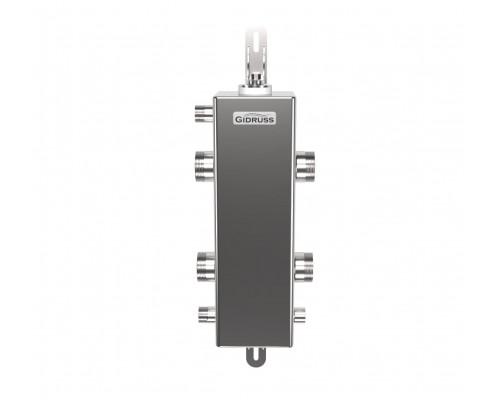 Гидрострелка GRSS-150-40 (G 1 1/4'' Ду-40 до 150 кВт)