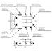 BMK-60-3DU (до 60 кВт, подкл. котла G 1″, 1+1+1 контура G ¾″)